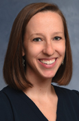 Caitlin E. Welch, board certified Internal Medicine / Pulmonary Disease