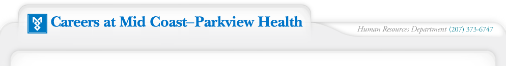 Jobs at Mid Coast–Parkview Health