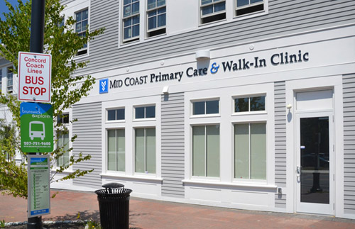 The new Primary Care & Walk-In Clinic