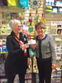 Mid Coast  Hospital Gift Shop Gifts $40,000 to Auxiliary