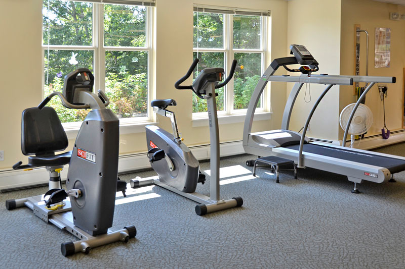 Mid Coast Orthopedic Therapy Center equipment